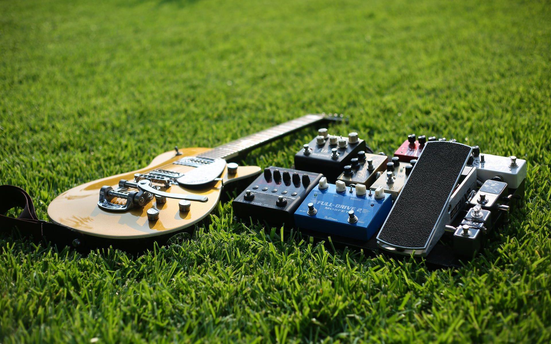 Tre effekter varje gitarrist behöver