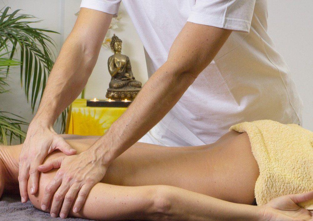 Du förtjänar en välgörande massage