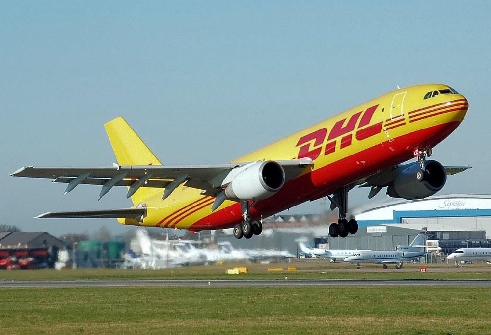 Anlita DHL för säker transport av paket